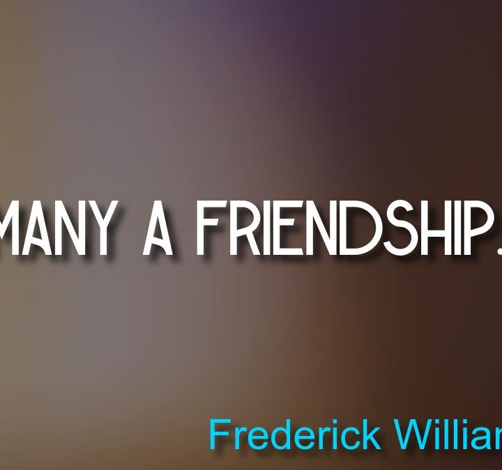 Quotes from Frederick William Faber, Jermaine Jackson, James Clear, Oscar Wilde.
