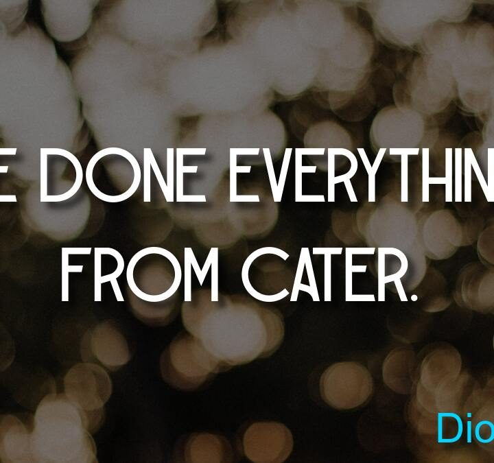 Quotes from Diora Baird, Mark Parker (Nike), Michael F. Easley, Charles Dance, Johnny Cash.
