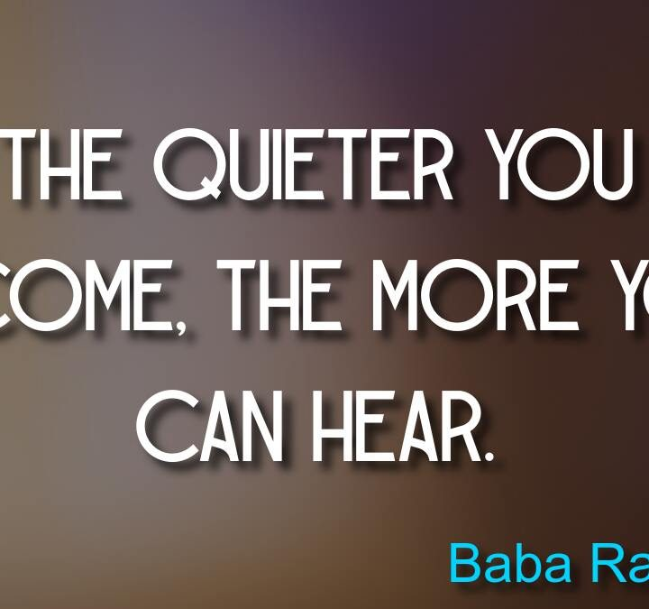 Quotes from Baba Ram Dass, Cristiano Ronaldo, Mary Kay Ash, Orson Scott Card, Isabelle Adjani.