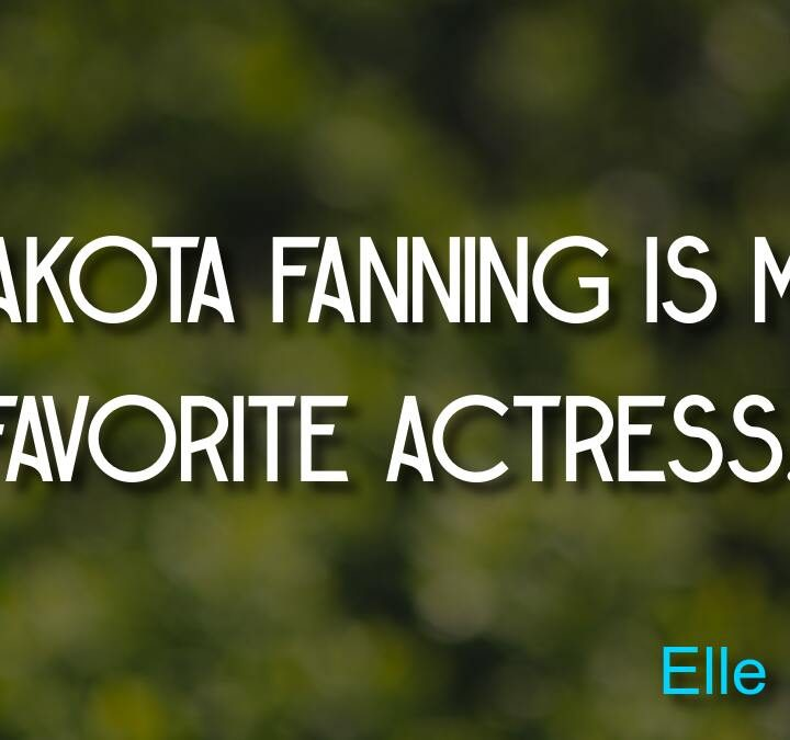 Quotes from Elle Fanning, Barack Obama, Gwyneth Paltrow, Oriana Fallaci, Frank Lloyd Wright.