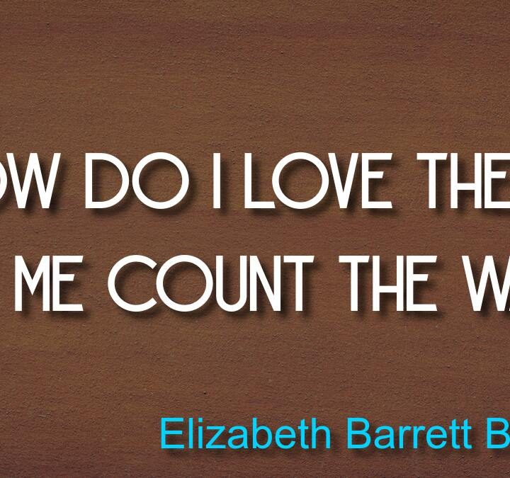 Quotes from Ingersoll, Jules Verne, Russell Baker, Colin Powell, Richard Branson, Elizabeth Barrett Browning.