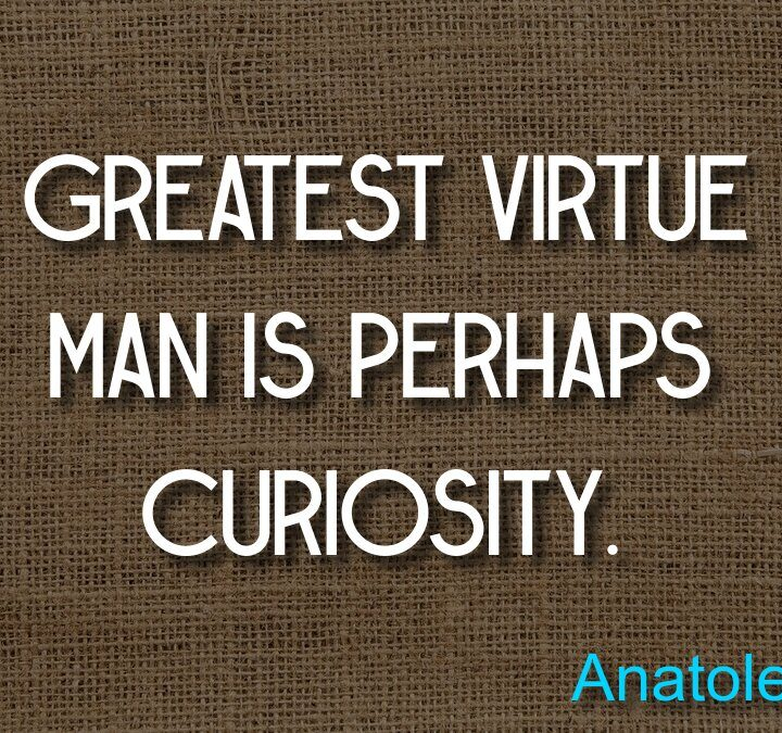Quotes from Anatole France, Richard Mitchell, Naveen Jain.