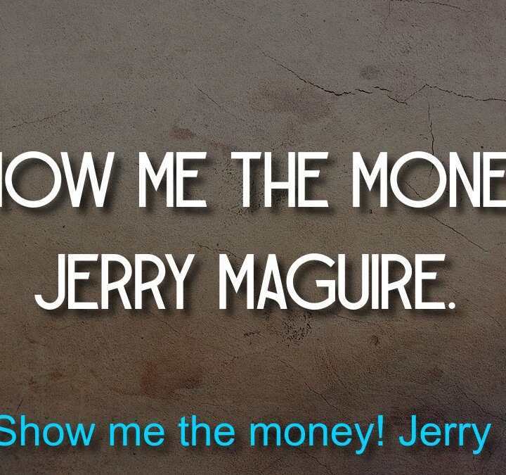 Quotes from William Shakespeare (Julius Caesar), Sean Combs, Alfred Lord Tennyson, Show me the money! Jerry Maguire, Godfrey Reggio, Jason Isbell.