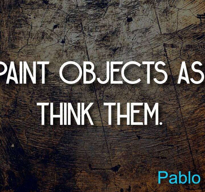 Quotes from Pablo Picasso, Al Capone, Helgoe, Stephen Colbert, William Baldwin.