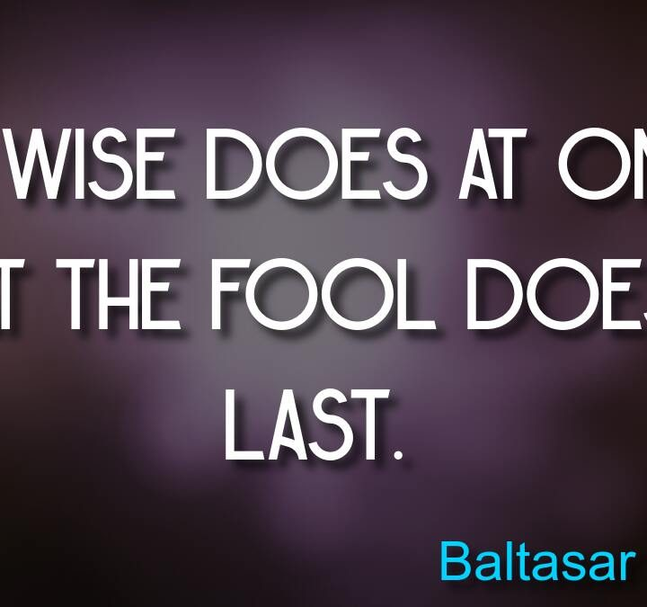 Quotes from Sockman, Jimmy Johnson, Baltasar Gracian, Confucius.