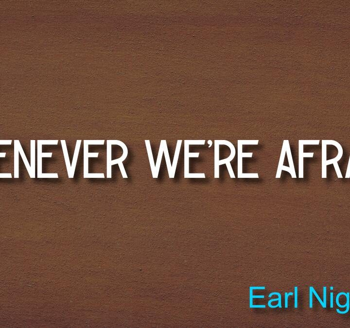 Quotes from Earl Nightingale, Aesop, Maxime Lagacé, Albert Einstein.