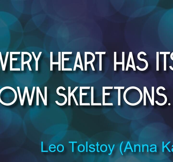 Quotes from Leo Tolstoy (Anna Karenina), Thomas Jefferson, Italo Calvino, Amanda Hale, Ryan Hall, Maxime Lagacé.