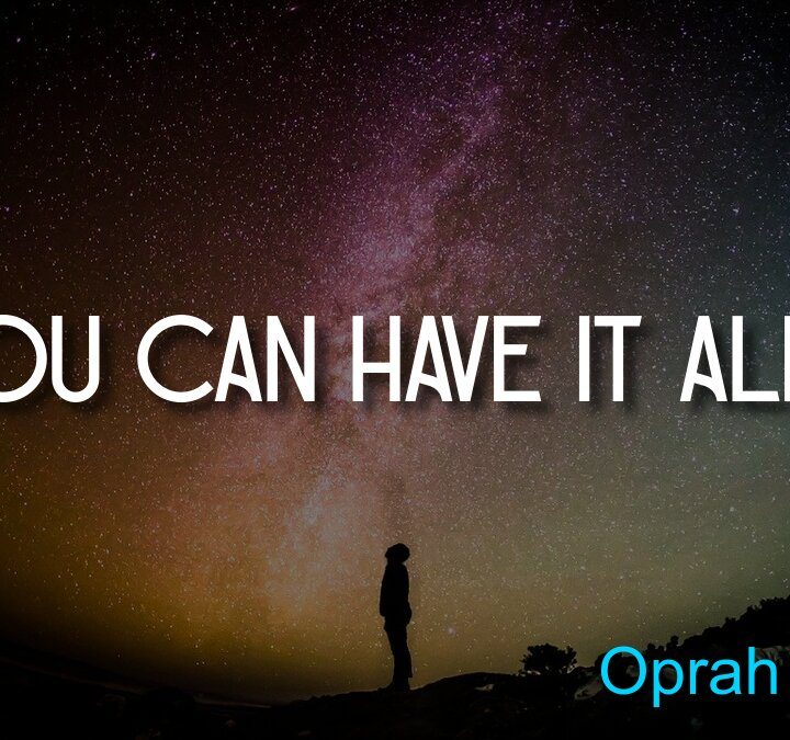 Quotes from Oprah Winfrey, John Lilly, Thomas P. Campbell, Lawrence Block.