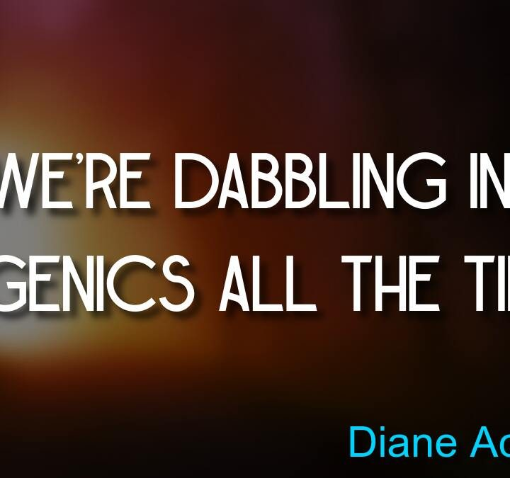 Quotes from Diane Ackerman, Sylvia Earle, Napoleon Bonaparte, Marie Forleo, J. G. Ballard, Henry Rollins.