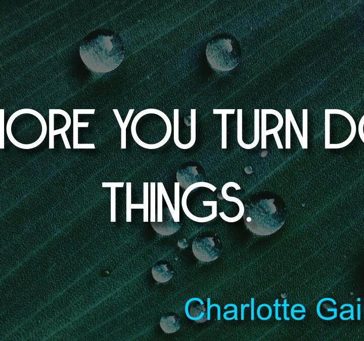 Quotes from Charlotte Gainsbourg, Jonathan Cain, Emily Dickinson, Ray Dalio.
