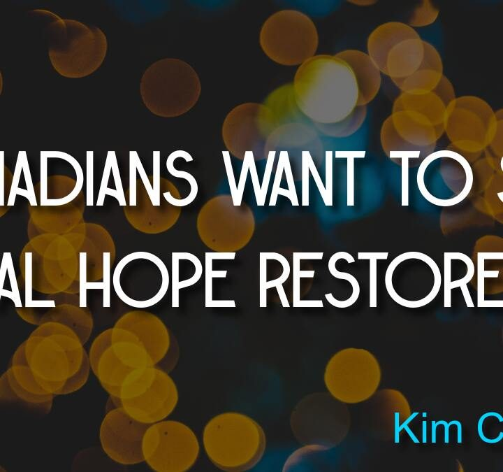 Quotes from Kim Campbell, Louis Bacon, Bruce Campbell, Iyanla Vanzant.