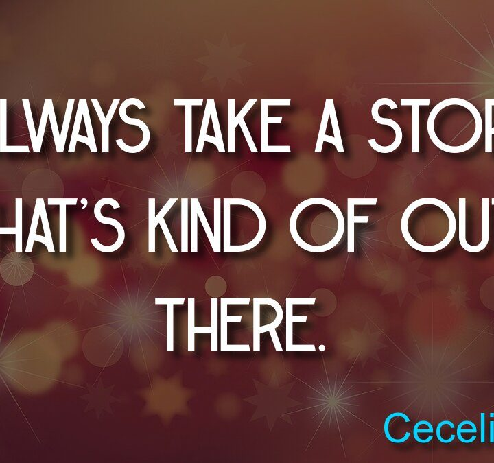 Quotes from Samuel L. Jackson, Cecelia Ahern, Kennedy.