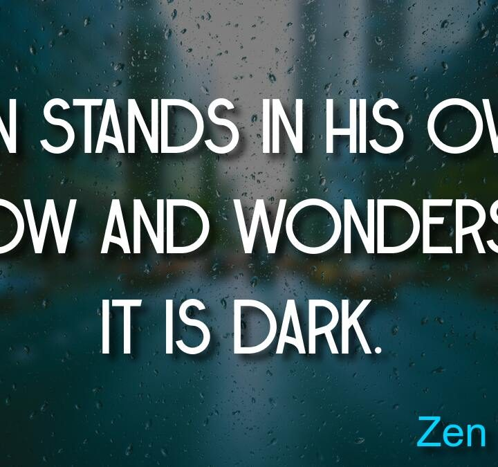 Quotes from Rumi, Zen Proverb, Paulo Coelho (The Winner Stands Alone), Scott Adkins.
