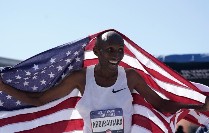 Who are you calling old? Ageless Abdi books ticket to fifth Olympics