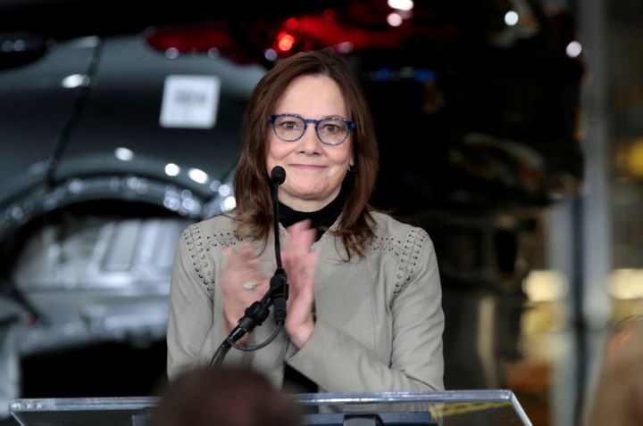 With Tesla stock envy, GM hopes to sell investors on its EV, tech future