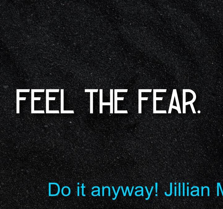 Quotes from Do it anyway! Jillian Michaels, Jon Stewart, Dorothy Hamill.