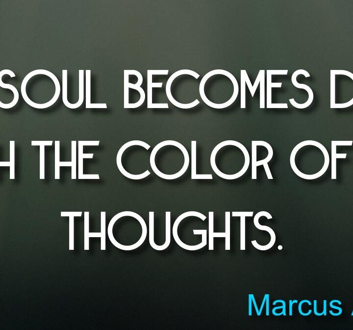 Quotes from Marcus Aurelius, Stephen King, Allen Iverson, Steve Martin, Charles Dickens, Henry David Thoreau.