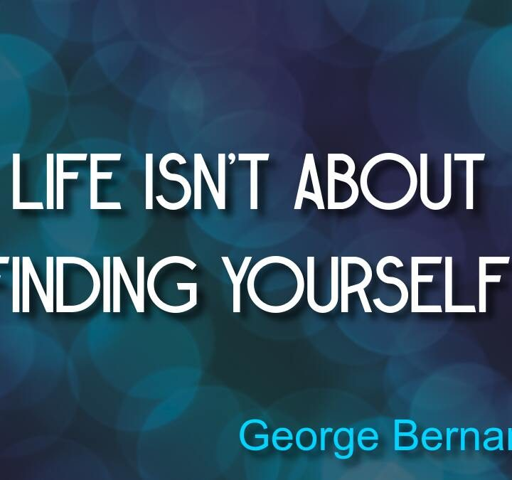 Quotes from George Bernard Shaw, Gene Hackman, Larry Gagosian.
