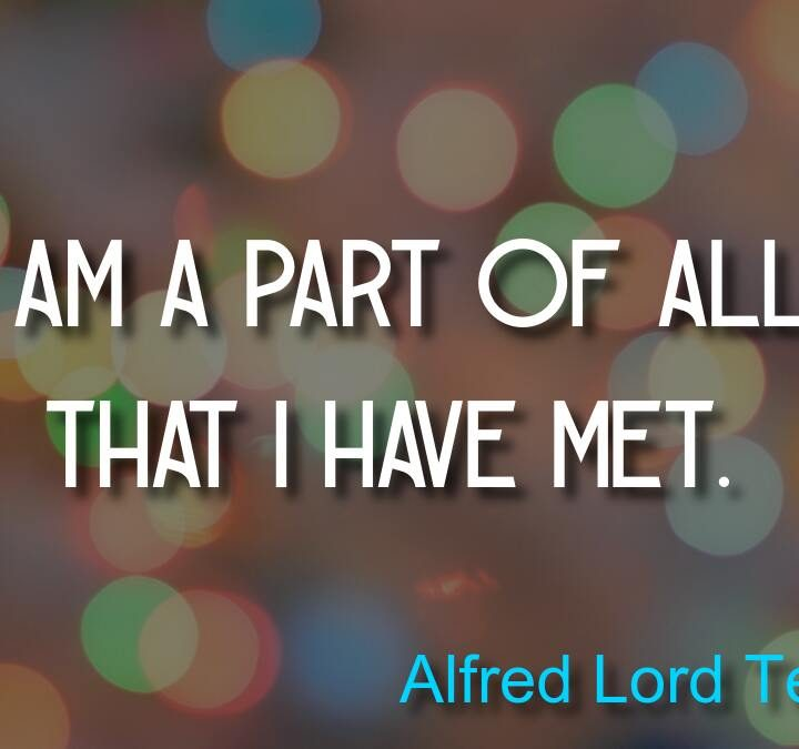 Quotes from Alfred Lord Tennyson, Victor Hugo, Steven Hall, Deb Caletti, Walt Disney.