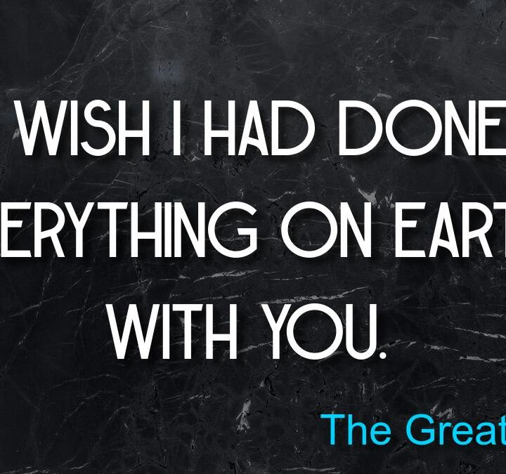 Quotes from The Great Gatsby, Aaron Eckhart, Augustine of Hippo, Khalil Gibran, Jeff Daniels.