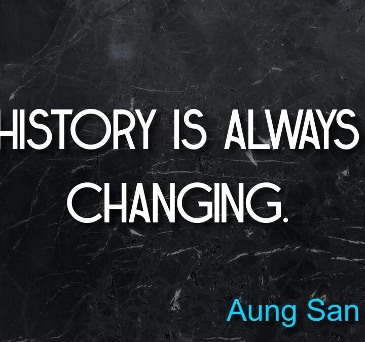 Quotes from Aung San Suu Kyi, Chesterton, Douglas MacArthur, C. L. R. James, Annie Taylor, Jose Canseco.
