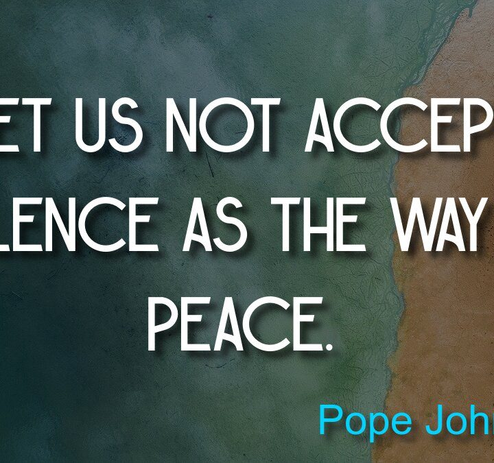 Quotes from James Agate, John Cameron, Pope John Paul II, William Shakespeare.